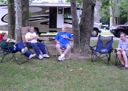 2009 ~ Church Campout