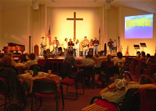 2009 ~ Coffeehouse Ministry