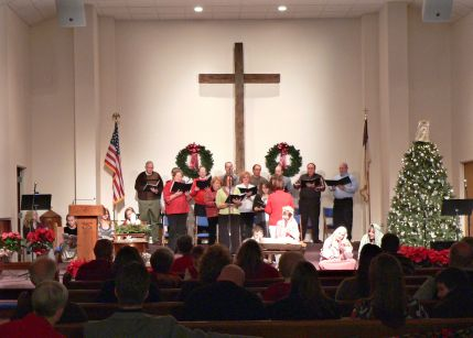 2009 ~ One Starry Night (Christmas Eve Service)
