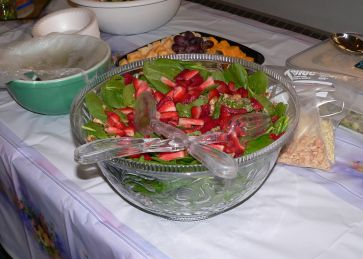 2010 ~ Ladies Salad-A-Rama